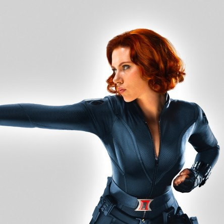 Scarlett Johansson Black Widow Avengers Ipad Wallpaper Avengers