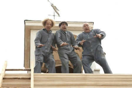 Still Of Sean Hayes Chris Diamantopoulos And Will Sasso In The Three Stooges Large Picture