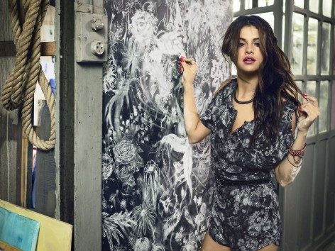 Selena Gomez Adidas Neo Summer Collection May June Music