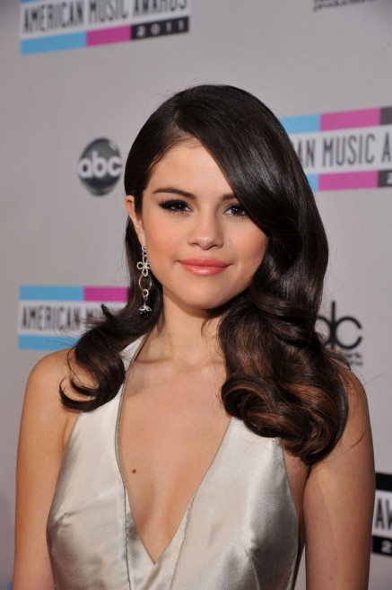 Selena Gomez At Th Annual American Music Awards In Los Angeles Music
