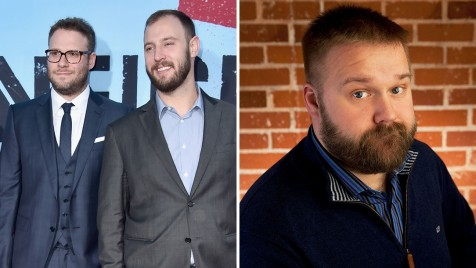 New Seth Rogen Evan Goldberg And Robert Kirkman Split Seth Rogen