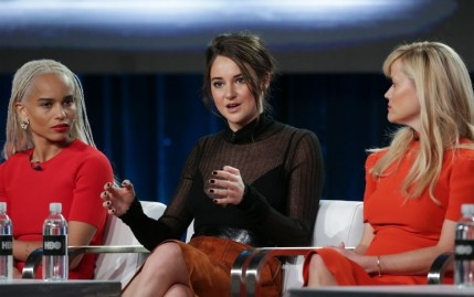 Shailene Woodley At Big Little Lies Panel At Tca Winter Tour In Los Angeles Shailene Woodley