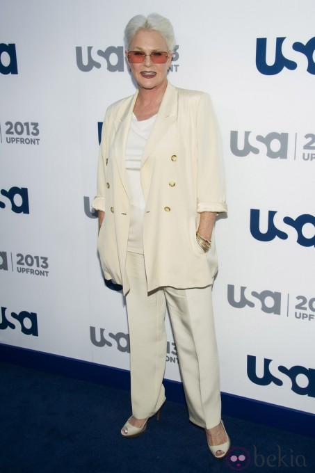 Sharon Gless Upfronts The Cw