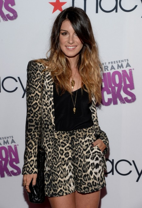 Shenae Grimes Glamorama Fashion Rocks Event In Los Angeles September Shenae Grimes