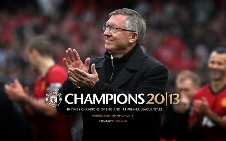 Sir Alex Ferguson Football Manager Wallpaper