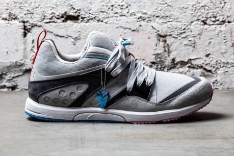 Puma Sneaker Freaker Blaze Of Glory Year Re Issue Collection Fashion