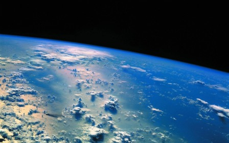 Earth From Space Nasa Wallpaper Space