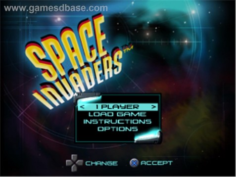 Space Invaders Activision