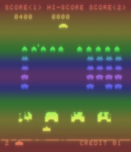 Space Invaders Dx Hd Image