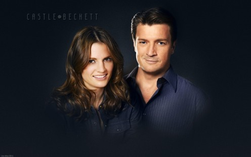 Nathan Stana Nathan Fillion And Stana Katic
