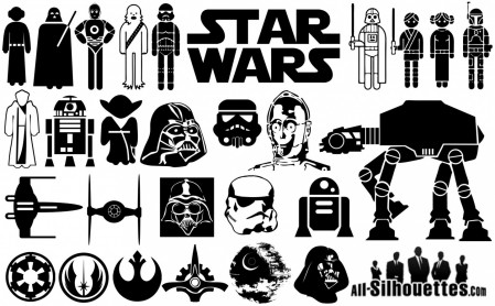 Ab Bb Ba Dda Images About Star Wars Star Wars Logo Clipart Star Wars