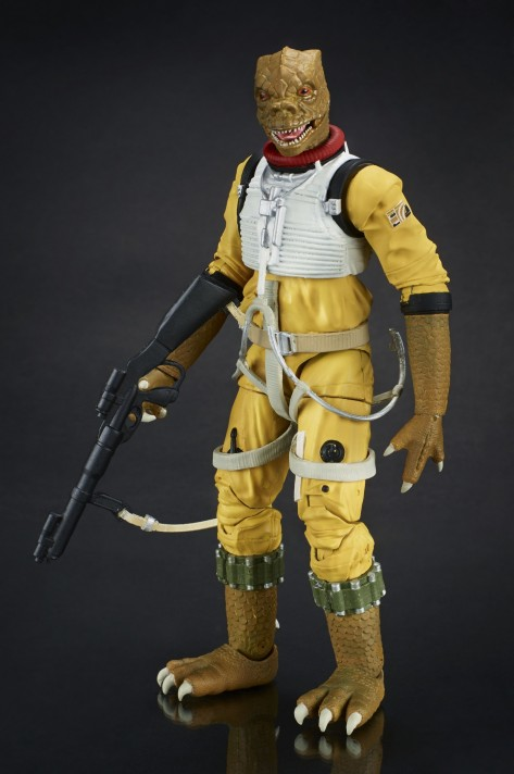 Bossk Official Images Star Wars Black Series Inch Figures Revealed At Sdcc