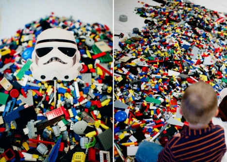 Lego Star Wars Party Lego