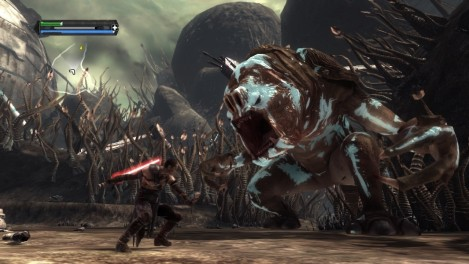 Ss Bdc Db Star Wars The Force Unleashed