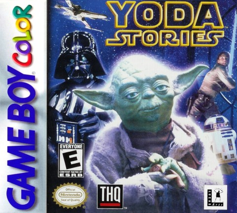 Nintendo Game Boy Color Star Wars Yoda Stories Star Wars Yoda Stories