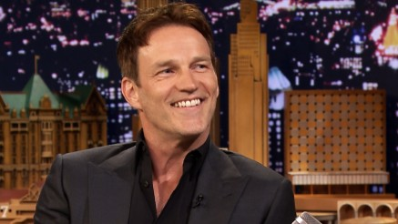 Stephen Moyer Is Not His Real Name Stephen Moyer