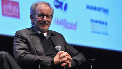 Steven Spielberg At Event Of Lincoln Directing