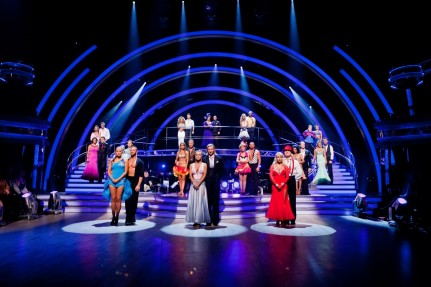 Netloid Full Recap Of Strictly Come Dancing All The Scores And Pictures From Night Its Still Wide Open Strictly Come Dancing