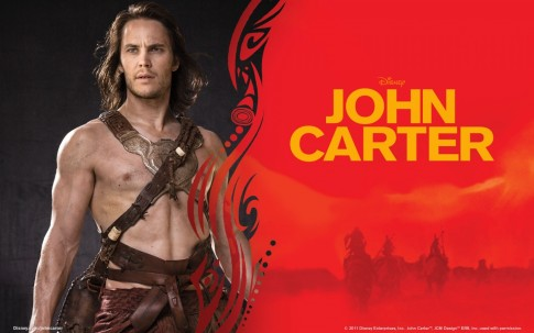Taylor Kitsch In John Carter Taylor Kitsch