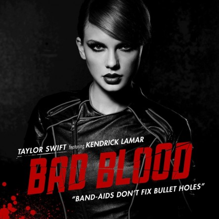 Taylor Swift Feat Kendrick Lamar Bad Blood Itunes Album