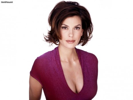 Teri Hatcher Dress Up