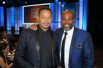 Abff Honors Terrence Howard And Chris Spencer Terrence Howard