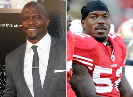 San Francisco Ers Terry Crews As Patrick Willis Pg Terry Crews