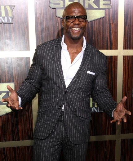 Terry Crews Still Terry Crews