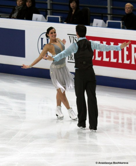 World Sd Tessa Virtue And Scott Moir