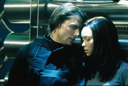 Still Of Tom Cruise And Thandie Newton In Mission Impossible Ii Mission Impossible