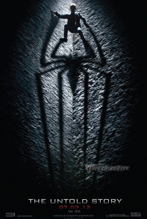 Theamazingspidermanmovieposteruntoldstorybig Movies