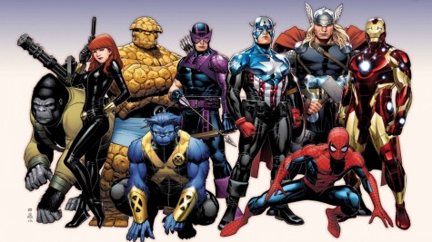 The Avengers The Heroic Age The Avengers