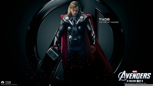 The Avengers Thor Wallpaper The Avengers