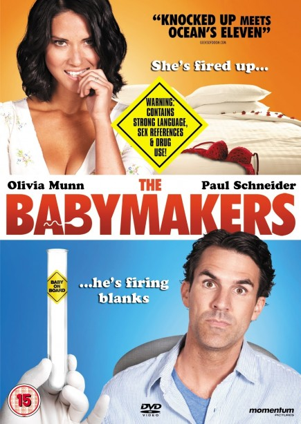 Babymakers Cast