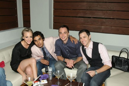 Tbbt Cast The Big Bang Theory