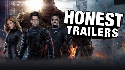 An Honest Movie Trailer For The The Fantastic Four