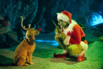 Dr Seuss How The Grinch Stole Christmas Gallery Cast