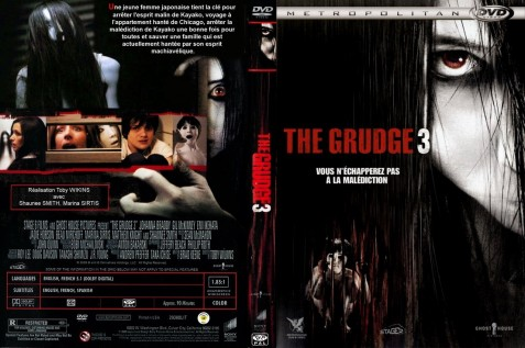 The Grudge Front Cover