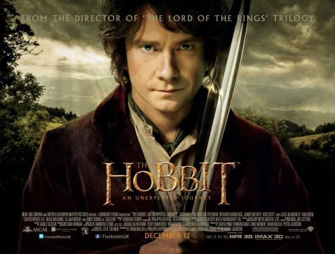 The Hobbit Compo Poster