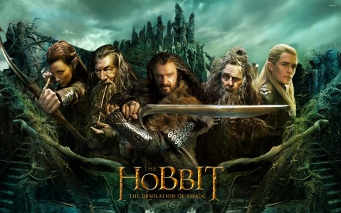 The Hobbit The Desolation Of Smaug The Hobbit