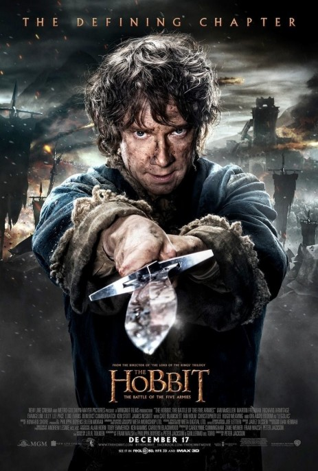 Bilbo Sting The Hobbit The Battle Of The Five Armies