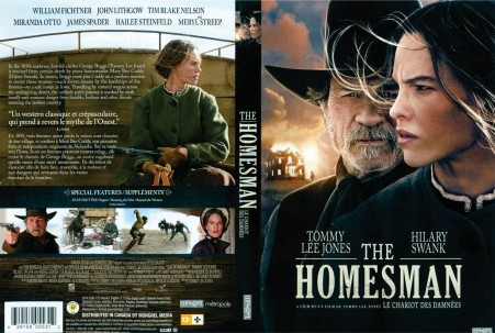 Freedvdcover The Homesman Front The Homesman