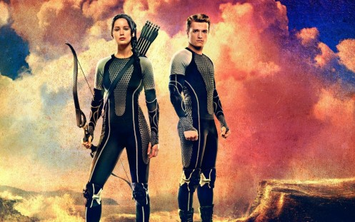 Katniss Peeta The Hunger Games Catching Fire The Hunger Games