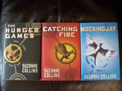 The Hunger Games Book Series The Hunger Games