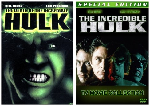 Incredible Hulk Dvd Movies The Incredible Hulk Death In The Family