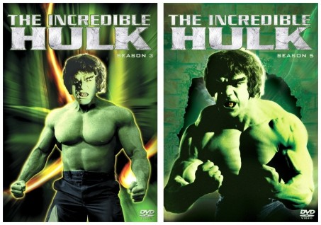 Incredible Hulk Dvd Series The Incredible Hulk Death In The Family
