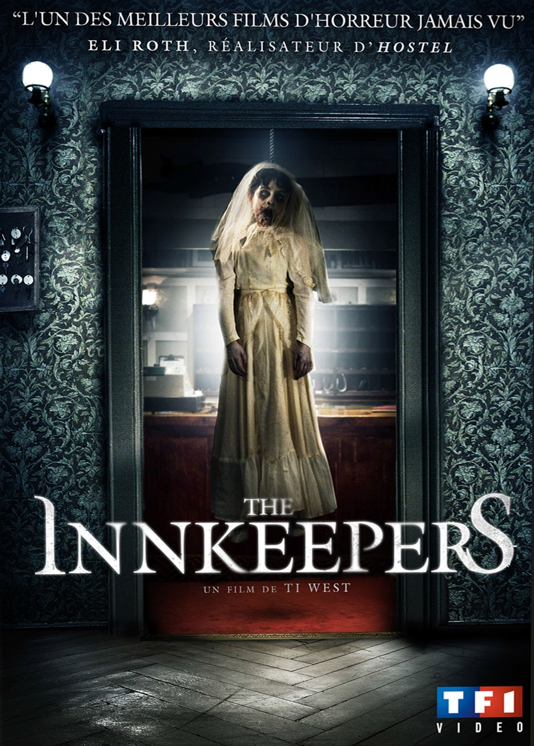 Affiche Du Film The Innkeepers Poster