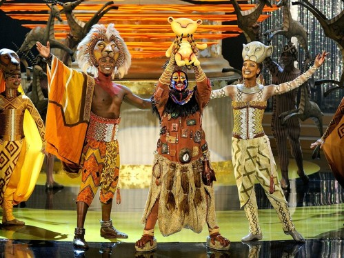 How The Lion King Became Broadways First Billion Show