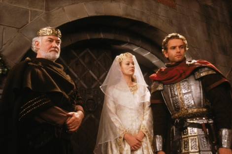 Arthur And Guinevere The Mists Of Avalon