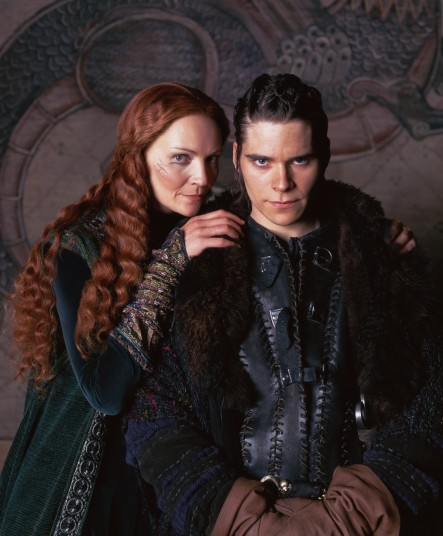 Morgause And Mordred The Mists Of Avalon